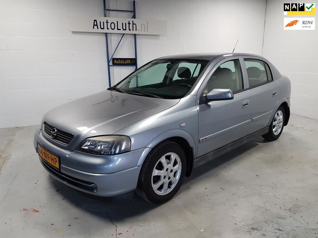 Opel Astra occasion - Luth BV