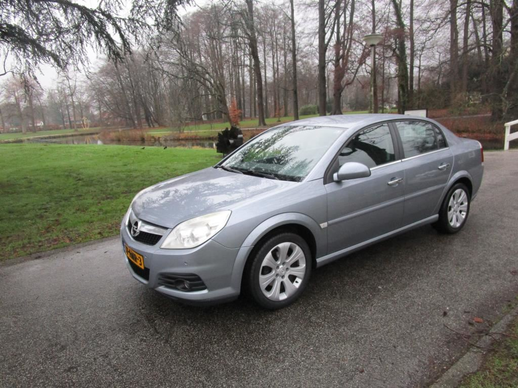 Opel Vectra occasion - Auto Tewes