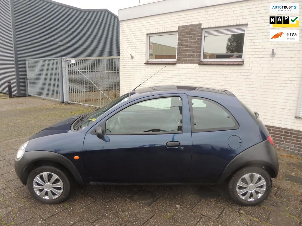 Ford Ka occasion - Wouw Car Repair