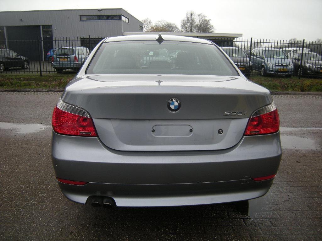 BMW 5-serie occasion - B. Verstappen Bedrijfswagens