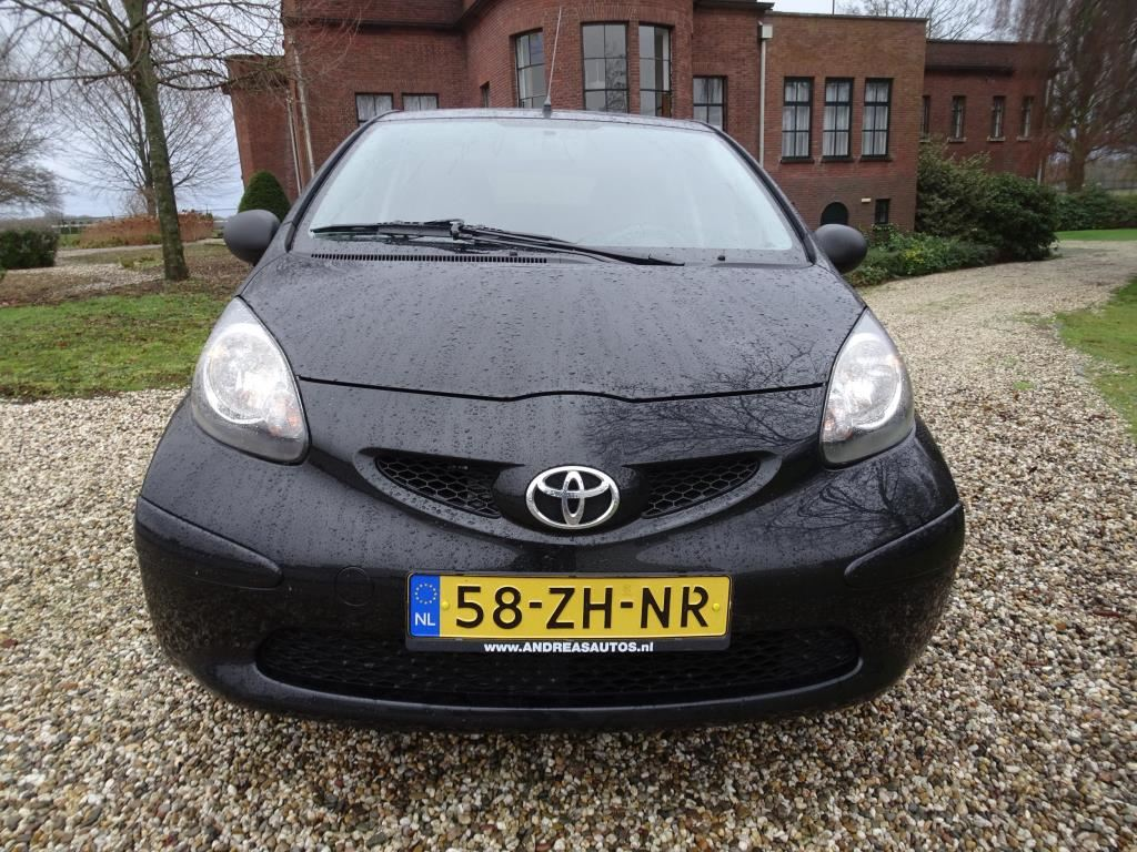 Toyota Aygo occasion - Andreas Auto's
