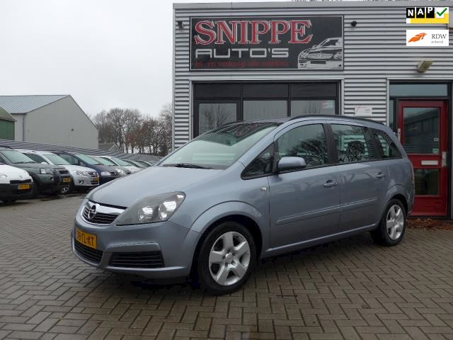 Opel Zafira 1.6 Enjoy -167.471KM-AIRCO-CRUISE-TREKHAAK-7PERS.-
