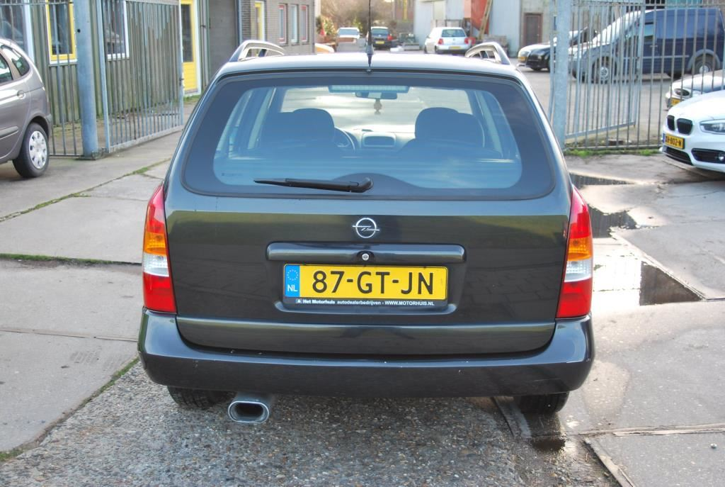 Opel Astra Wagon occasion - Daan Occasions B.V.
