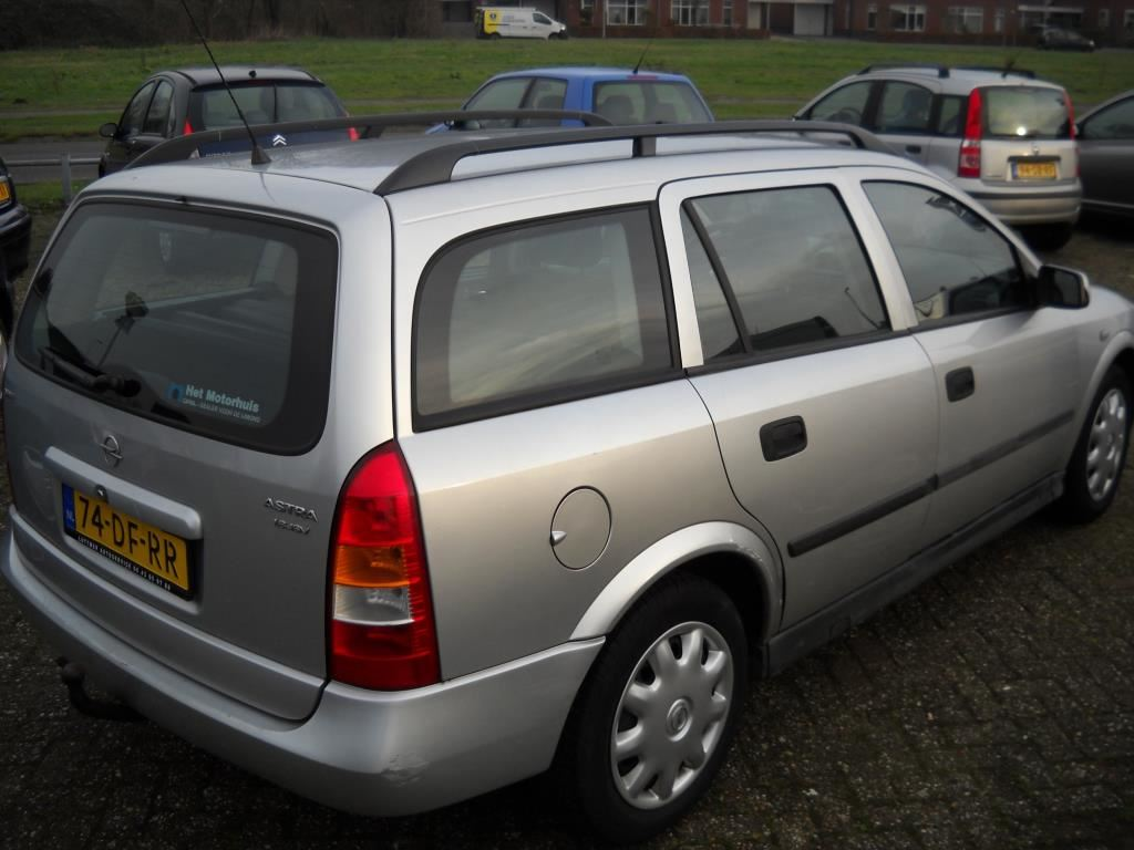 Opel Astra Wagon occasion - Luttmer Autoservice