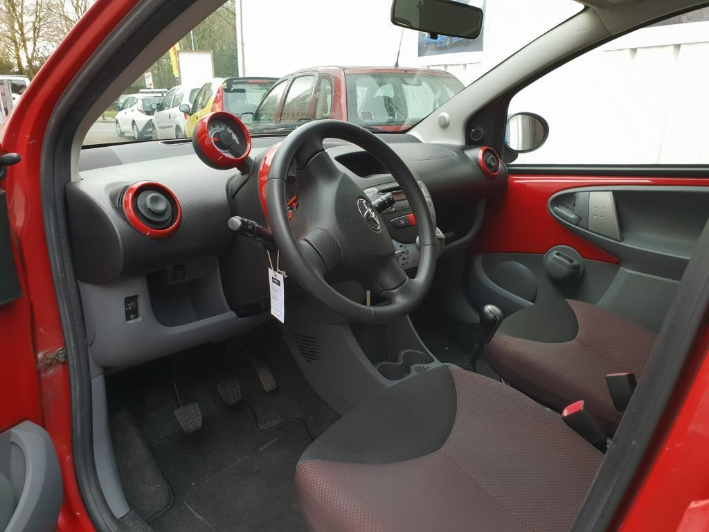 Toyota Aygo occasion - Cars99
