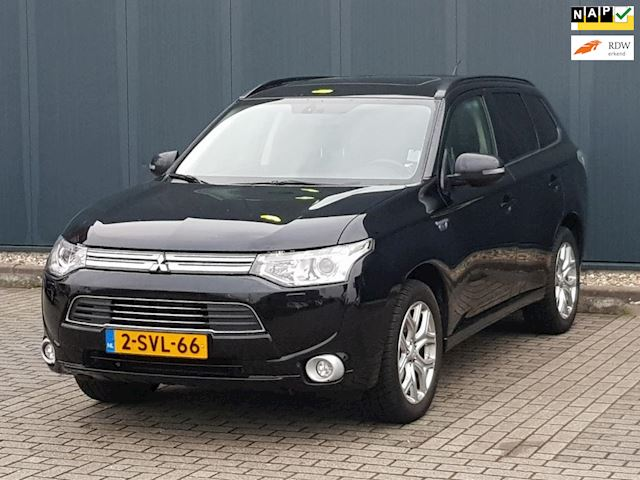 Mitsubishi Outlander 2.0 PHEV Instyle AWD EXCL.BTW