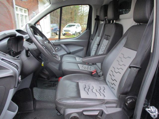 Ford Transit Custom 290 2.2 TDCI L1H1 Sport Leder Navi Camera VOLL