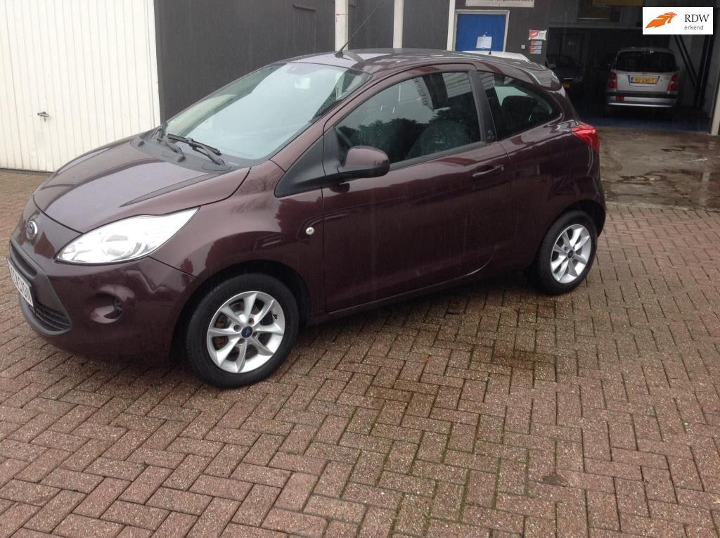 Ford Ka occasion - DT Auto's