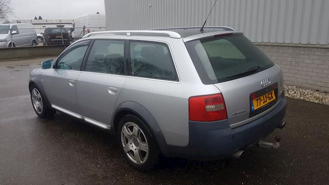 Audi Allroad quattro 2.7 V6 Exclusive