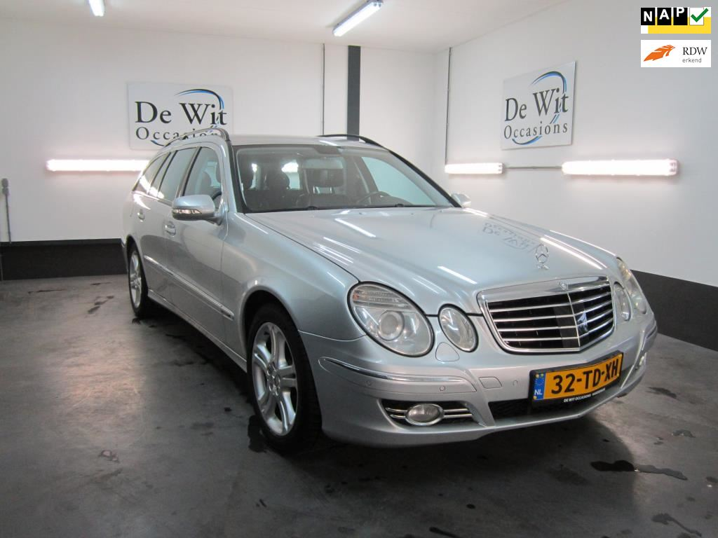 Mercedes-Benz E-klasse Estate occasion - De Wit Occasions