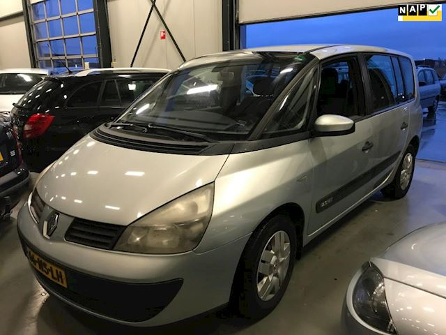 Renault Espace 2.0 Authentique EURO4(7Persoons) Info:0655357043