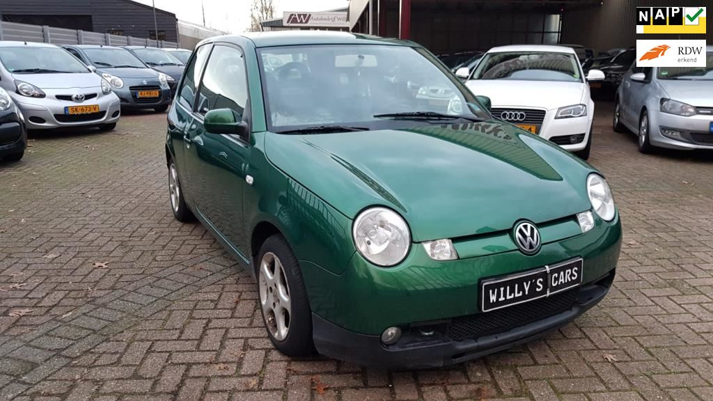 Volkswagen Lupo occasion - Autobedrijf Willy's
