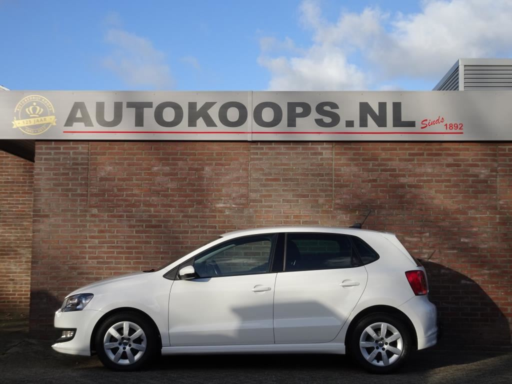 Volkswagen Polo 1 2 Tdi Bmt Comfortline 5d Airco Cruise Vw