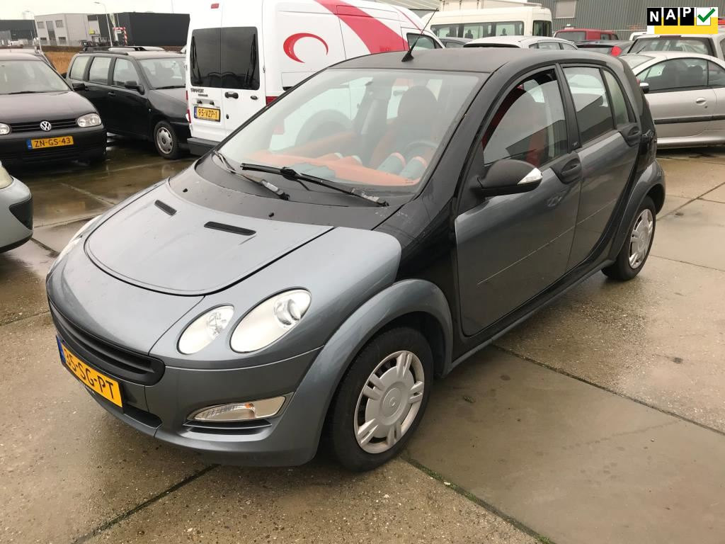 Smart Forfour occasion - Sonke Cars