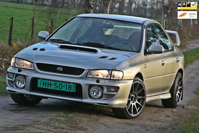 Subaru Impreza 2.0 GT AWD Turbo Subaru Impreza 2.0 GT Turbo AWD 2000 275 PK