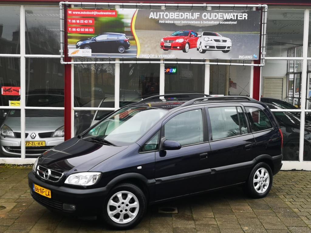 Opel Zafira occasion - Autobedrijf Oudewater