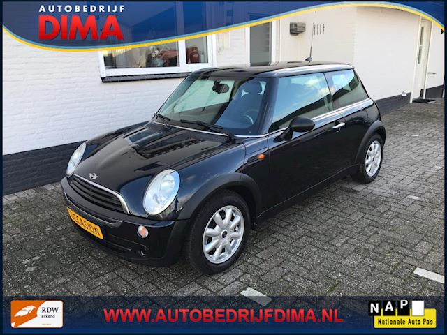 Mini cooper / Airco/ Stoelverwarming