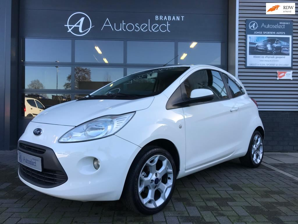 Ford Ka occasion - AutoSelect Brabant