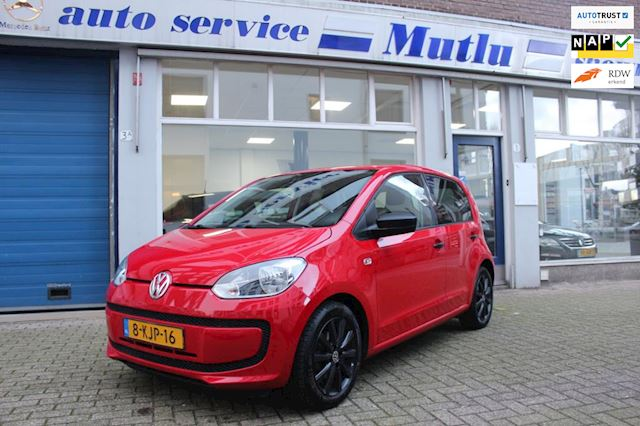 Volkswagen Up! 1.0 move up! BlueMotion 5drs,Airco,NAP,Leer,APK