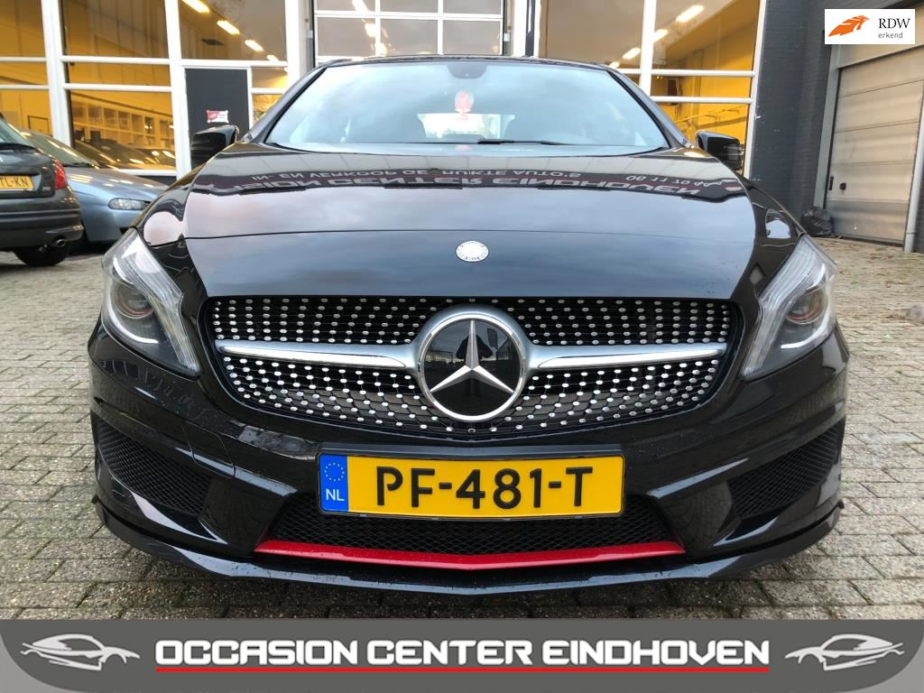 Mercedes-Benz A-klasse occasion - Occasion Center Eindhoven