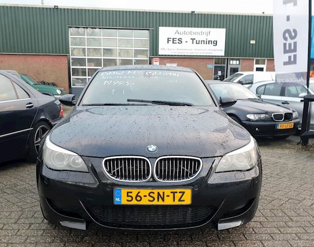 BMW 5-serie occasion - Fes Tuning