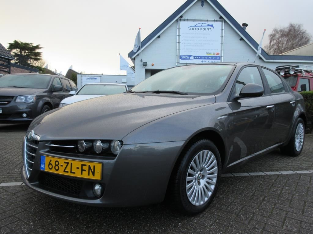 Alfa Romeo 159 occasion - Auto Point