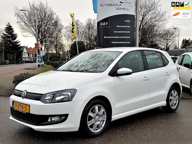 Volkswagen Polo 1.2 TDI BlueMotion Comfortline 5-Drs Airco Cruise Trekhaak