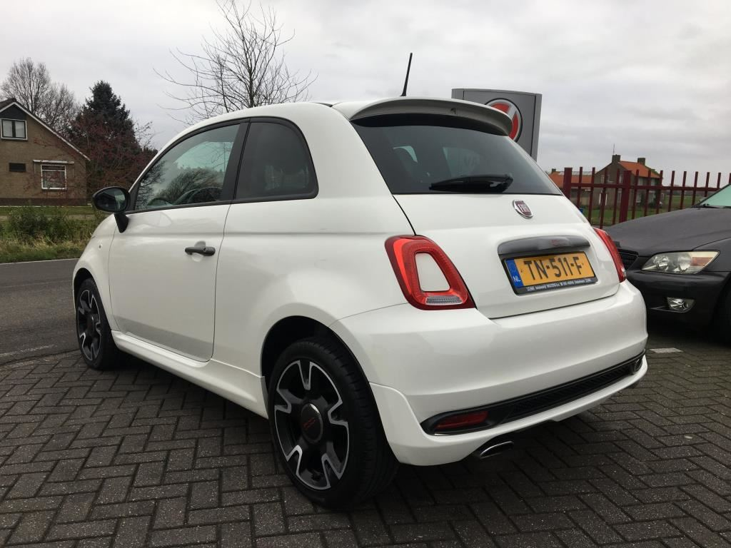 Fiat 500 occasion - Vakgarage Wolters B.V.