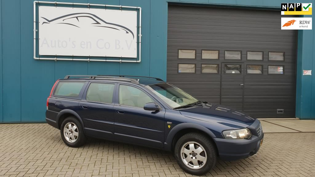 Volvo V70 Cross Country occasion - Auto's en Co B.V.
