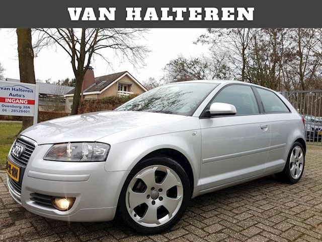 Audi A3 1.6 Ambition AIRCO/CLIMA NWE APK TOPSTAAT!! 17 INCH S-LINE
