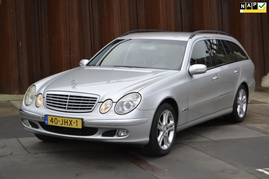 Mercedes-Benz E-klasse Combi occasion - Dealer Outlet Cuijk b.v.