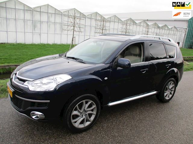 Citroen C-Crosser 2.2 HDiF Exclusive 7p. Automaat 4x4