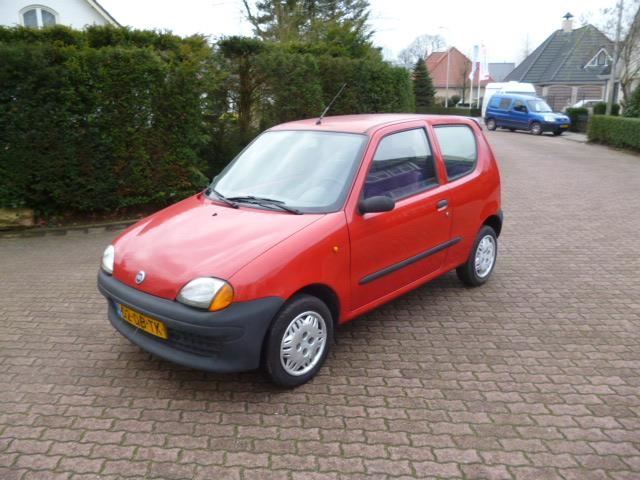 Fiat Seicento occasion - Satink Auto's