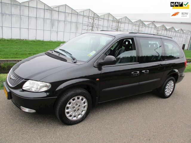 Chrysler Grand Voyager 3.3i V6 SE Luxe 7 Persoons Automaat