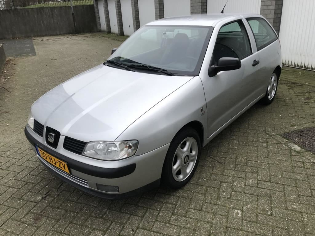 Seat Ibiza occasion - Van Hout Auto's