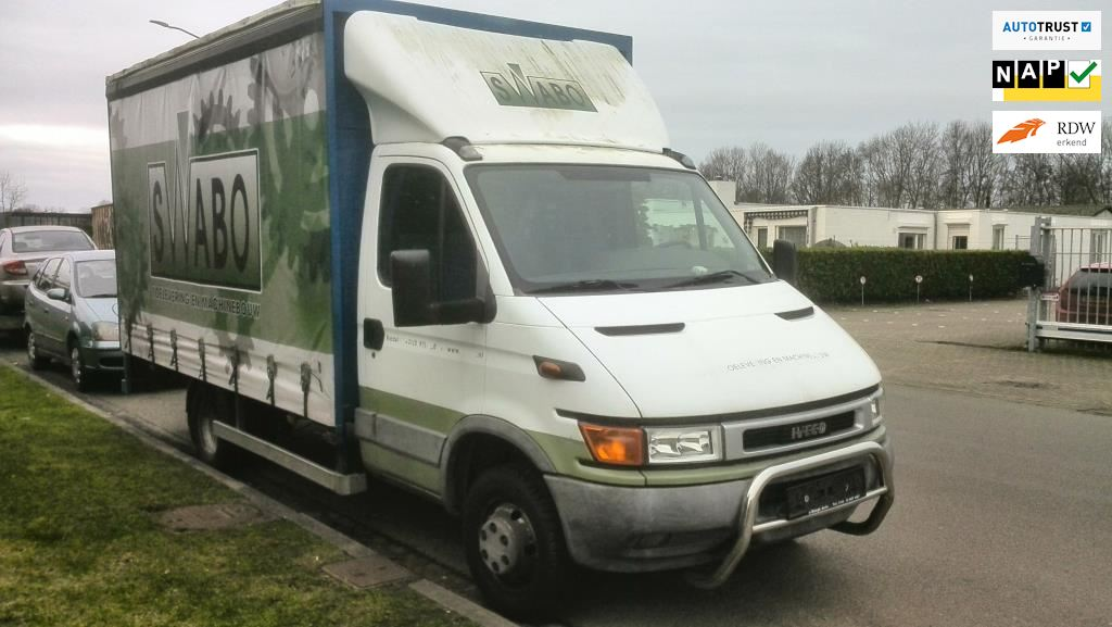 Iveco Daily occasion - Kayallah Internationaal