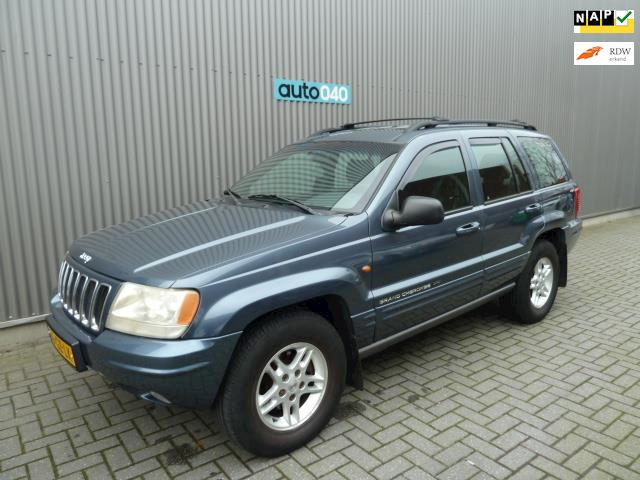 Jeep Grand Cherokee 4.7i V8 Limited /Full option/100% onderhouden