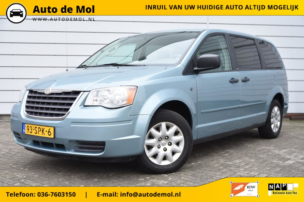 Chrysler Town  Country occasion - Auto de Mol