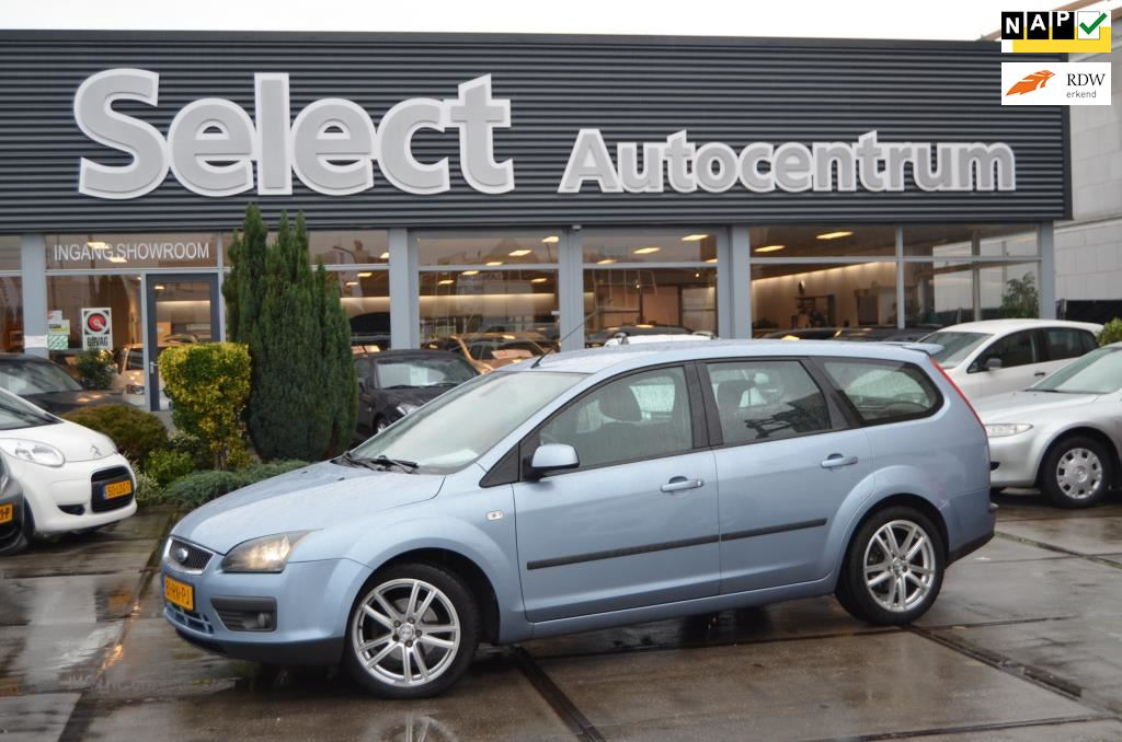 Ford Focus Wagon occasion - Select Autocentrum