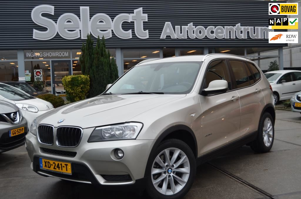 BMW X3 occasion - Select Autocentrum