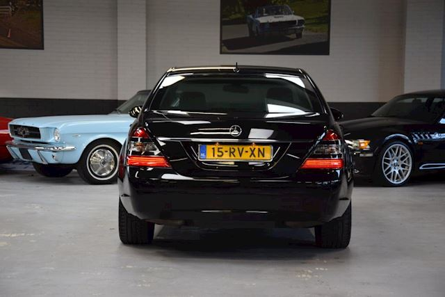 Mercedes-Benz S-klasse 350 *Prestige Plus*  Navi|Soft- close|Schuif/kantel- dak|Distronic|
