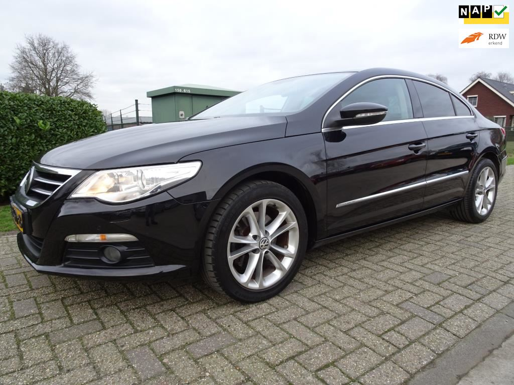 volkswagen passat cc 2 0 tdi navigatie xenon diesel uit. Black Bedroom Furniture Sets. Home Design Ideas