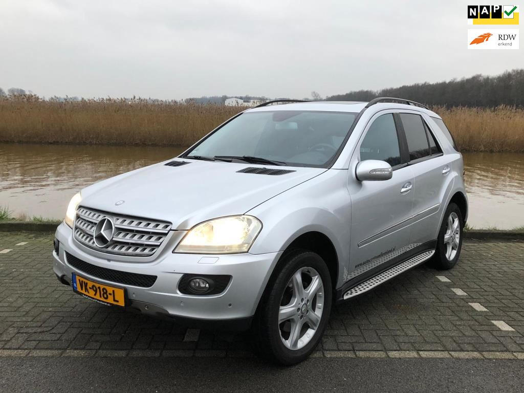 Mercedes-Benz ML 320 CDI occasion - Autocentrum Flevoland