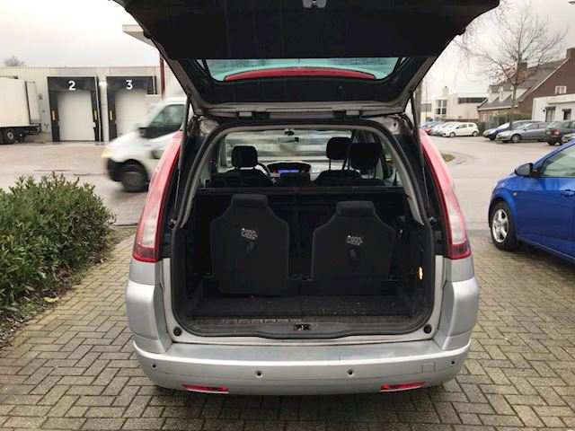 Citroen Grand C4 Picasso 1.6 HDI Business 7p. ecc 7-persoons koppeling defect