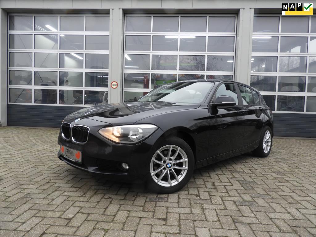 BMW 1-serie occasion - Bosma Auto's