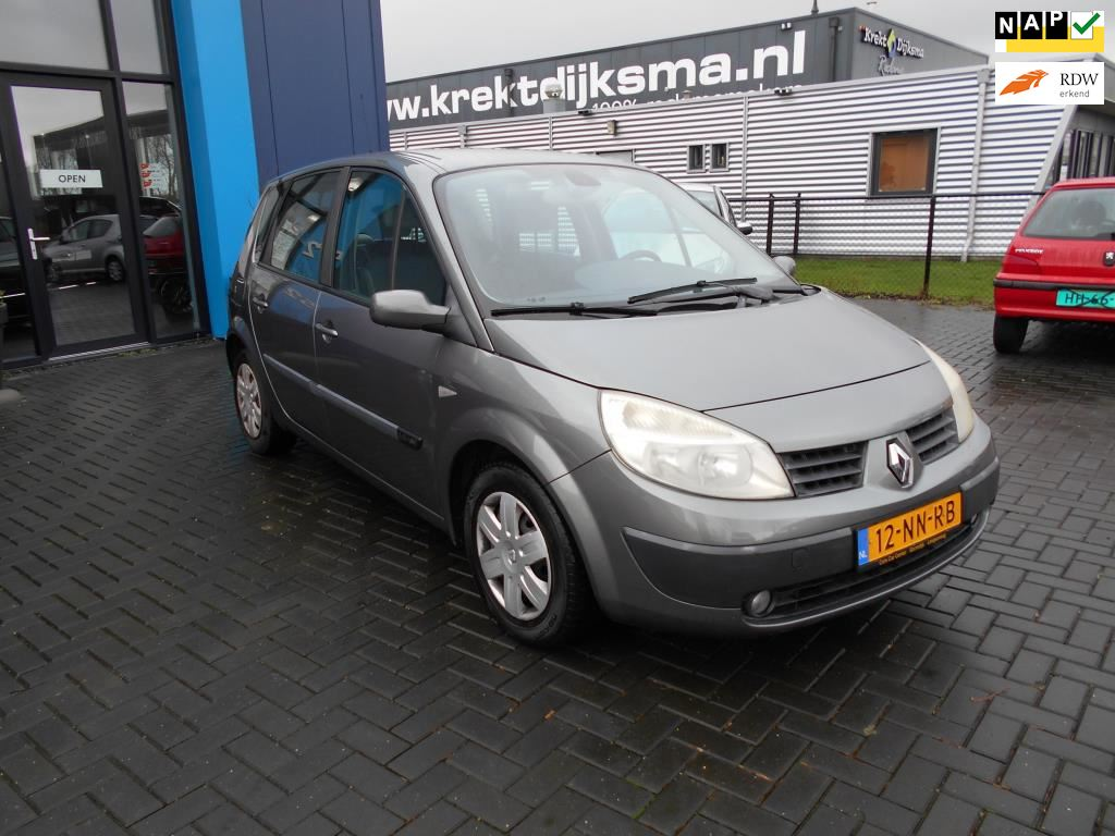 Renault Scénic occasion - Cors car center occasions vof