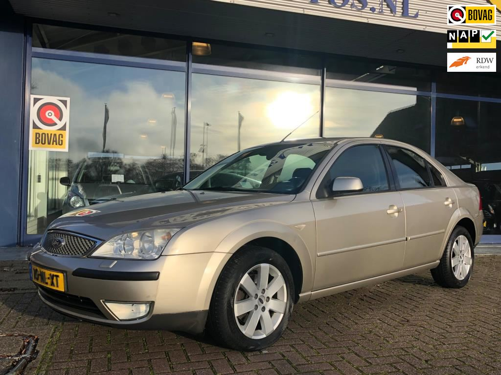 Ford Mondeo occasion - Van Adel Auto's B.V.