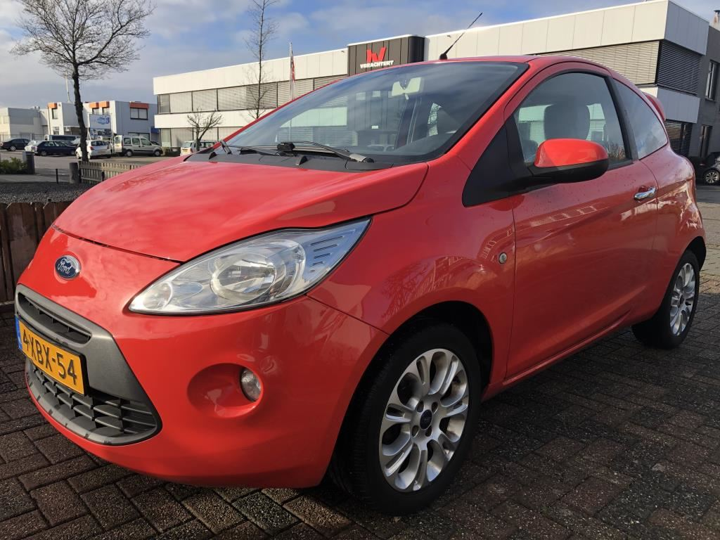Ford Ka occasion - Brabant Auto's