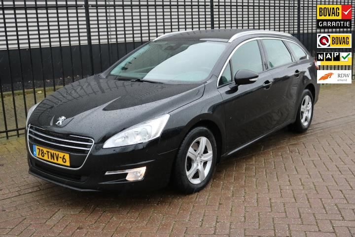 Peugeot 508 SW occasion - VDV Automotive BV