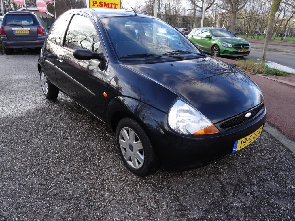 Ford Ka occasion - Autogroothandel P.M. Smit